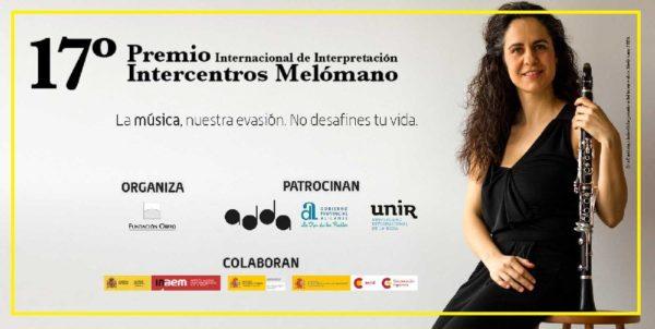 17º Premio Internacional de Interpretación «Intercentros Melómano»: