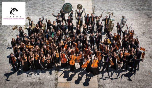 Bolsa de instrumentistas de junio de 2019 a junio de 2020 para la Joven Orquesta Nacional de España