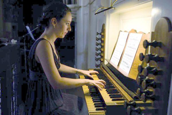 Ana Mínguez Abad, Tercer Premio del I Concurso Internacional de Órgano MassanaOrgue
