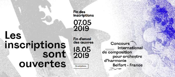 Concurso international de composicion musical de Belfort (Francia)