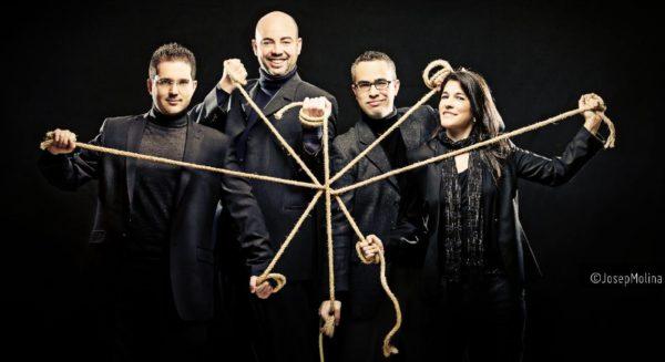 ElCuarteto Quiroga yJavier Darias, Premios Nacionales de Músicacorrespondientes a 2018