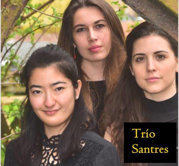 """Sofía Lluica Roy, 2º premio del VII Concurso Internacional de Música de Cámara """"Antón García Abril"""""""