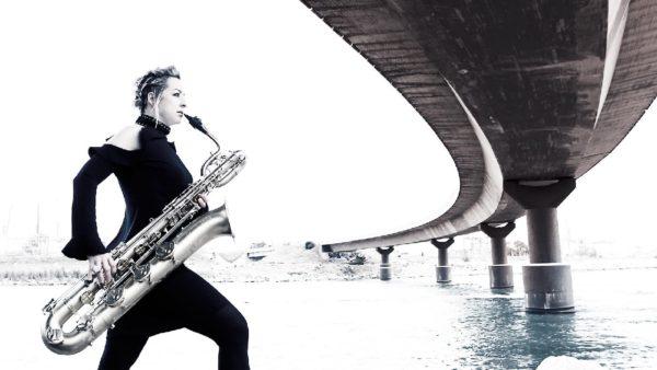 La saxofonista Xelo Giner relizará una importante gira de conciertos por España e Italia