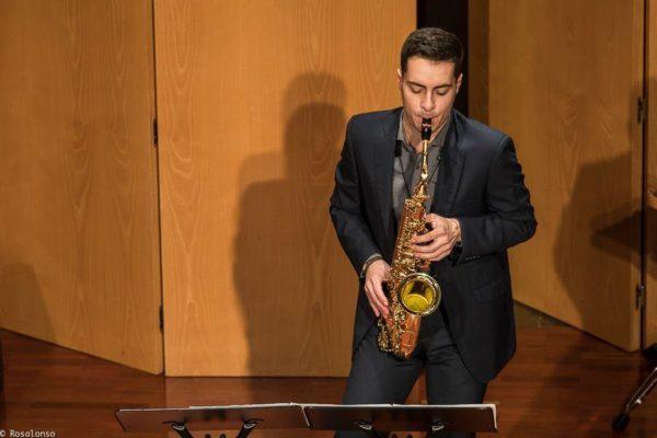Jesús Reneses Quintero ha ganado la final de La Tribuna de Jóvenes Intérpretes de la Fundación SaxEnsemble