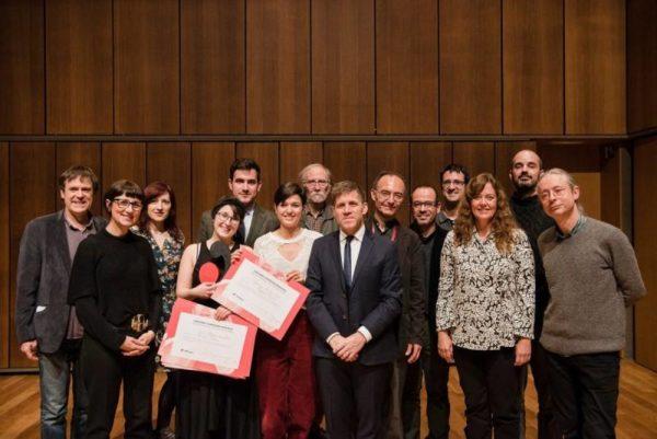 Patrícia García Gil, zaragozana y exalumna del CSMA ha conseguido elSegundo Premio en la 1ª edición de Música Antigua del Concurso JJMM