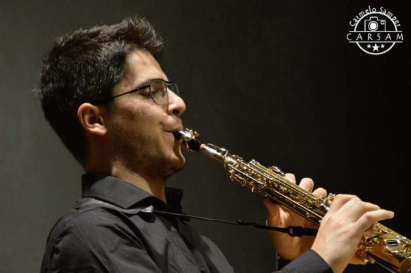 José Manuel Ribera González, alumno del CSMA, que ganó la final de 'Clásicos y reverentes', sigue creciendo como músico.