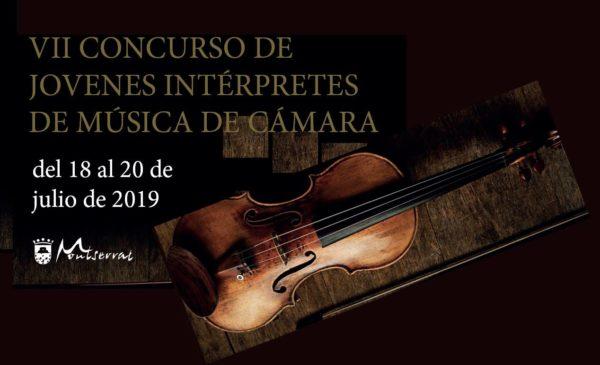 VII Concurso de Jóvenes Intérpretes de Música de Cámara