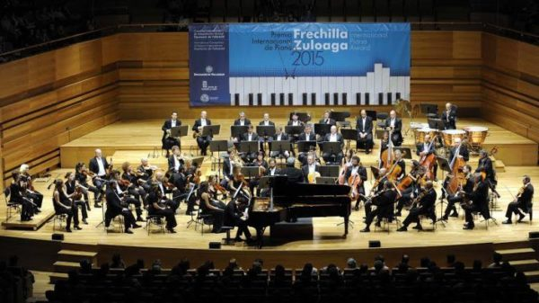 """Concurso Internacional de Interpretación Musical """"Diputación de Valladolid"""""""