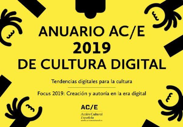 Anuario AC/E 2019 de cultura digital