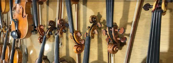 Plazas de violín, viola, violonchelo y contrabajo en la Orquesta Nacional de España