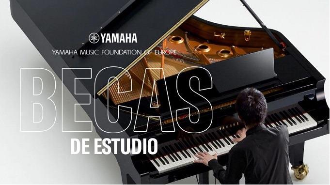 Beca Yamaha Music Foundation of Europe