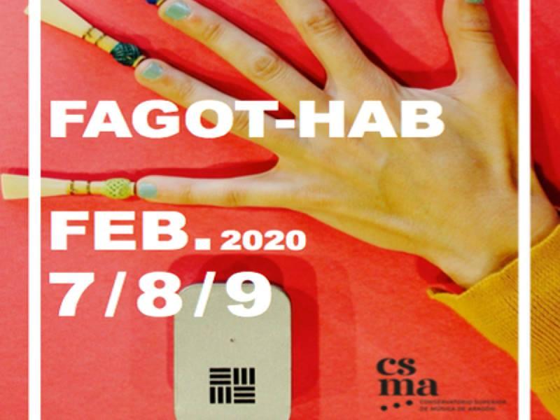 FAGOT-HAB EN EL CSMA DEL 7 AL 9 DE FEBRERO