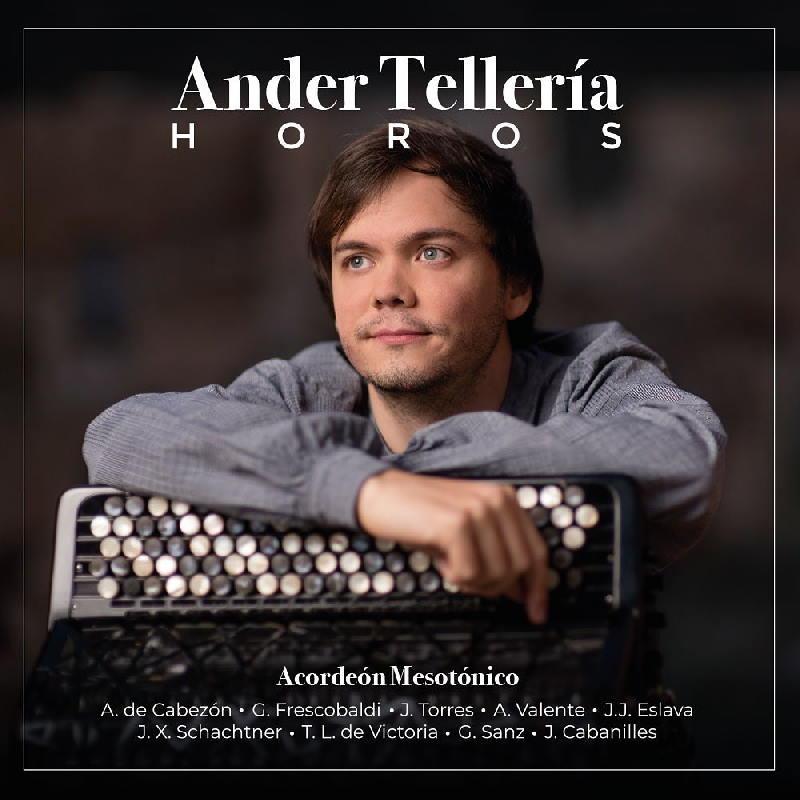Horos (Fronteras), nuevo CD de Ander Telleria