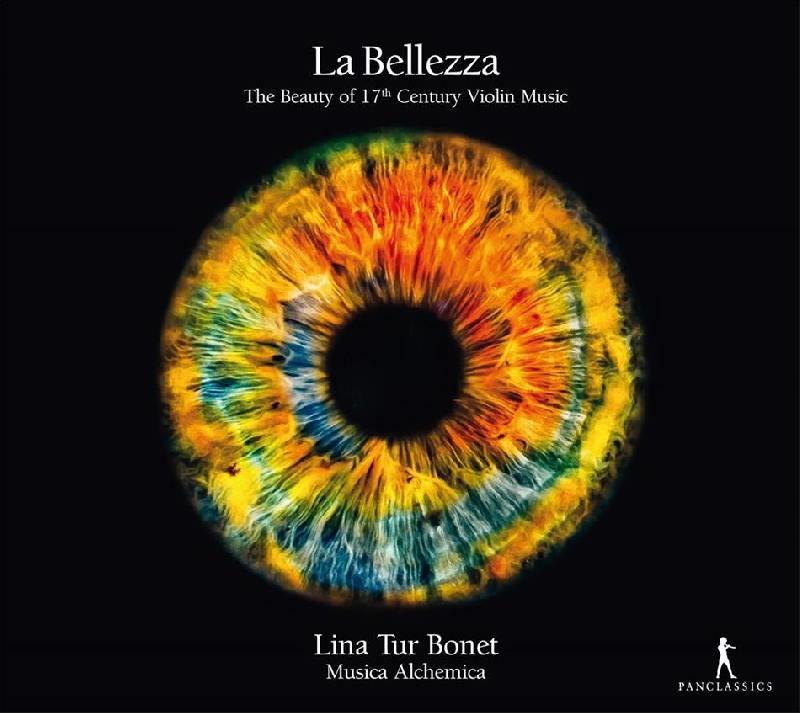 """Lina Tur Bonet saca su último CD """"La Bellezza"""""""