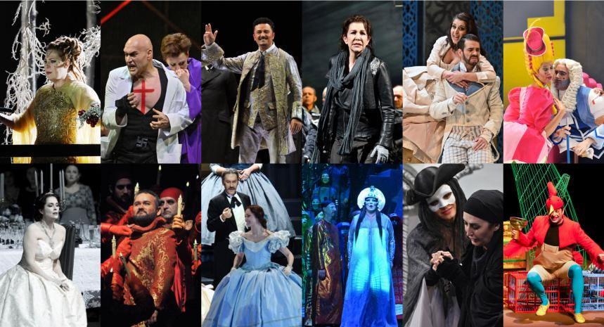 El Teatro Real y el  Liceu ofrecen programación gratuita online para colaborar con #OperaEnCasa