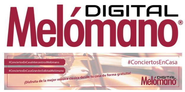 #ConciertosEnCasa con la revista Melómano