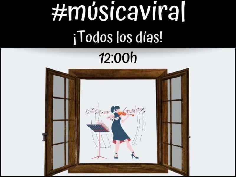 #músicaviral para luchar contra el coronavirus