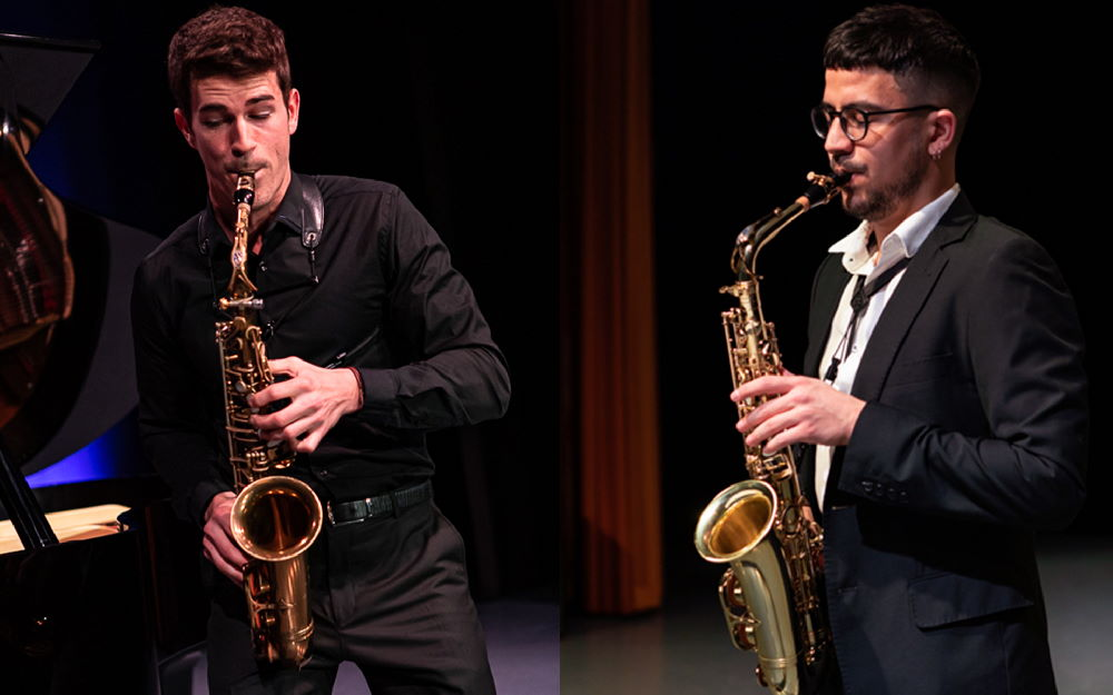 Jaime Soriano Pérez, ganador exequo del concurso Tribuna Sax-Ensemble 2020