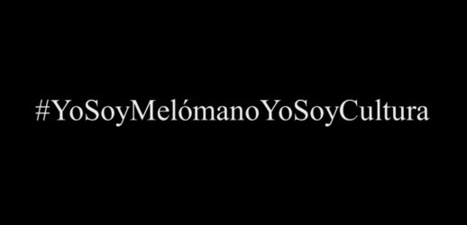 #YoSoyMelomanoYoSoyCultura. Reivindicando el tejido musical español