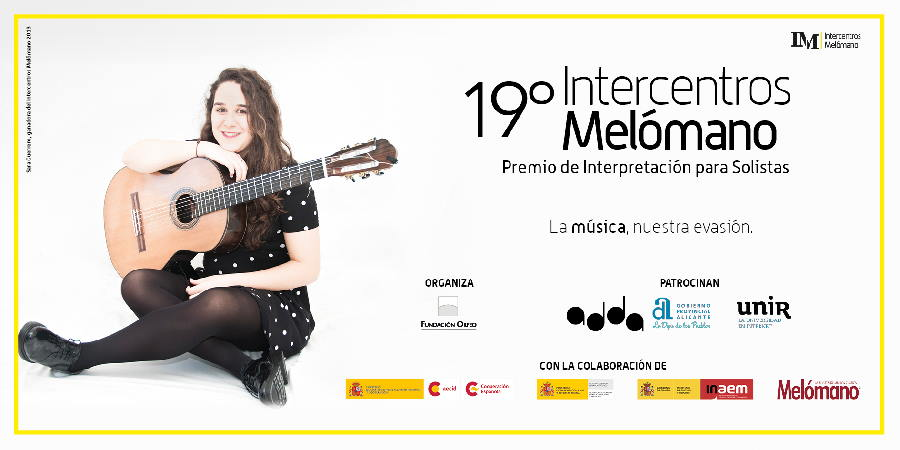 La Fundación Orfeo convoca el 19º Intercentros Melómano