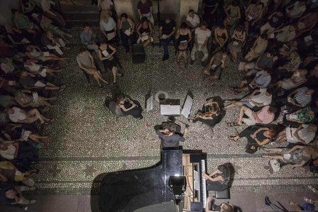 Dos nuevos éxitos de la Cátedra de Percusión CSMA: Mahler Academy y Holstein Musik Festival Orchestra