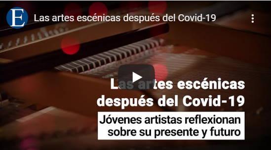 Músicos y artistas jóvenes opinan sobre las artes escénicas y la música después del Covd-19