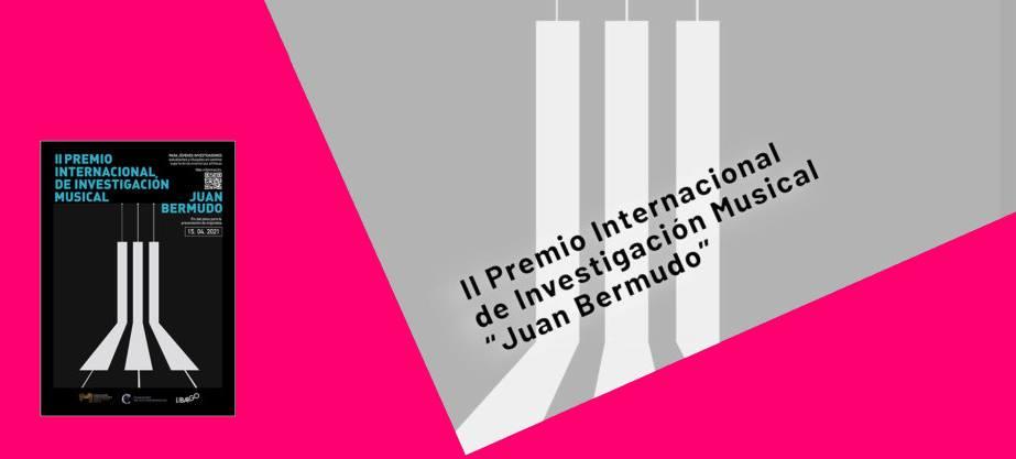 """II Premio de Investigación Musical """"Juan Bermudo"""" 2021"""