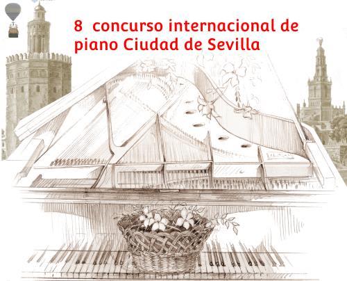 Abierta la 8ª convocatoria del concurso internacional de piano Ciudad de Sevilla