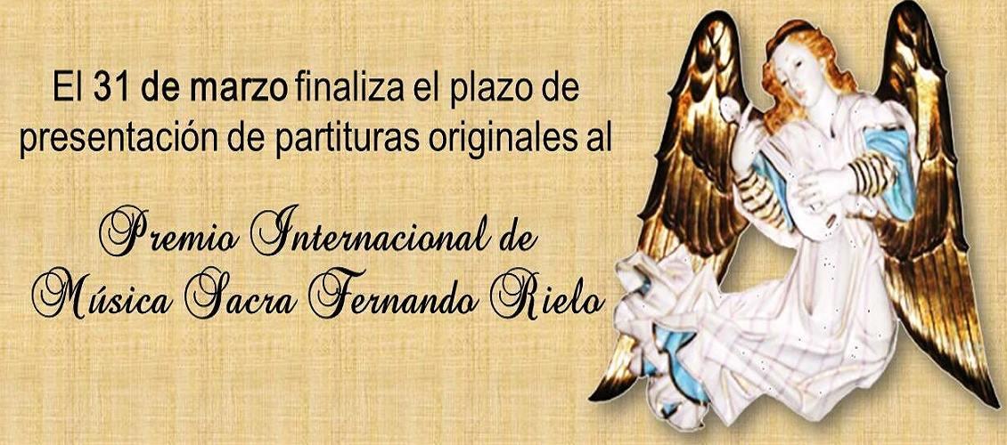 Convocado el IX Premio Internacional de Música Sacra Fernando Rielo