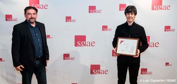 Nacho de Paz gana el I Premio Internacional de Composición SGAE - CullerArts-2021