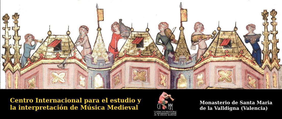 La Comunidad Valenciana cuenta con un Centro Internacional para el estudio y la interpretación de Música Medieval