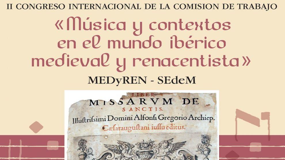 El III CongresoMúsica y contextos en el mundo ibérico medieval y renacentista