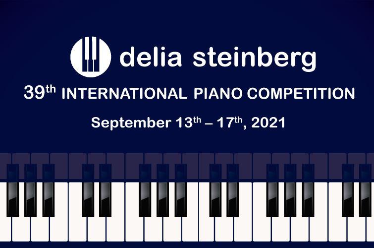 39° Piano Competition Delia Steinberg