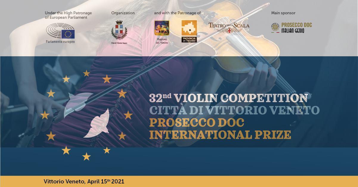 Concorso di Violino Città di Vittorio Veneto Premio Internazionale Prosecco Doc
