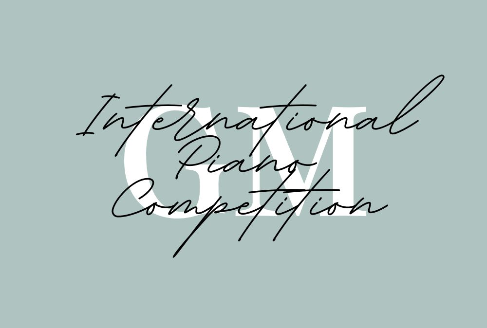 Great Masters International Piano Competition